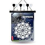 Rico Industries NFL DALLAS COWBOYS Magnet Dart Board