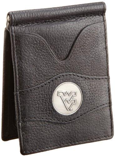 danbury-mens-west-virginia-university-front-pocket-money-clip-black-one-size