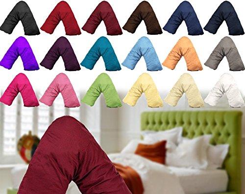 uk-v-shaped-pillow-case-cover-pregnancy-maternity-orthopaedic-support-nursing-white