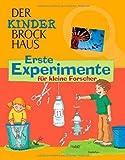 Der Kinder Brockhaus Erste Experimente für kleine Forscher