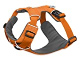 Ruffwear Front Range Alltags-Brustgeschirr, Orange (S)