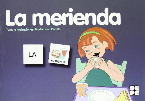 La merienda (Pictogramas) por María Luisa Carrillo Rojo