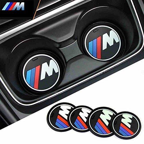 nobrand m Msport m performance drink Coaster Cup Pad Mat X3X5x 4x 65SERIES 7SERIES diameter7.3cm (un foglio)