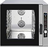 GAM Gastro Kombidämpfer Dampfgarer L06D 6 Einschübe 10800 Watt 230 Volt Digital ***NEU***