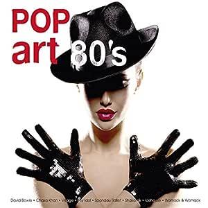 Popart 80's-Kult Hits Der 80er
