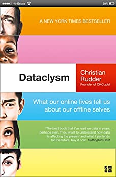 Dataclysm: Who We Are (When We Think No One's Looking) von [Rudder, Christian]