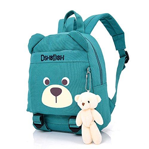 Preisvergleich Produktbild Yimoji Kleinkind Rucksäcke,  Kinder Cartoons Rucksäcke,  Kinder Kindergarten Schultaschen (blau)