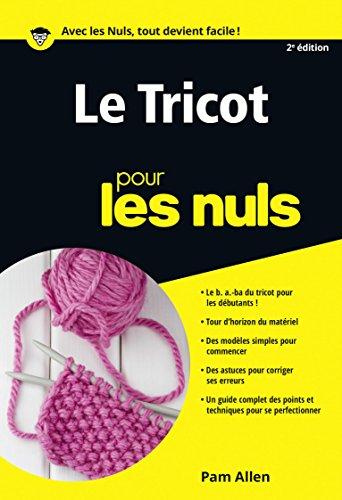 Le Tricot Poche Pour les Nuls par Pam ALLEN