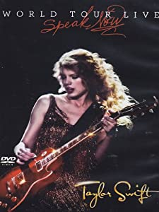 Taylor Swift - Speak Now - World Tour Live