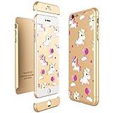 CE-LINK Coque iPhone 6 Plus Coque iPhone 6s Plus, Housse Etui 3 en 1 Dur Anti-Rayures...