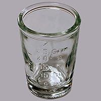 Medizinglas aus Glas, 1 Stück - Einnehmeglas Medizineinnahme Medizinbecher preisvergleich bei billige-tabletten.eu