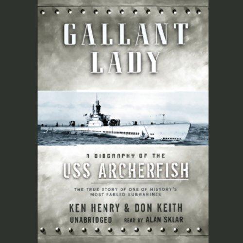 Gallant Lady  Audiolibri