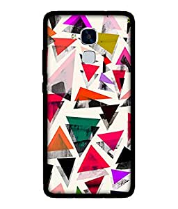 Chnno 2d pattern Printed Back Cover For Huawei Honor 5C No- 1326