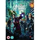 Avengers on DVD & Blu-ray