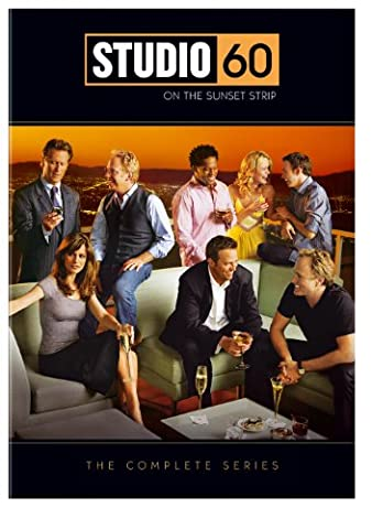 Studio 60 on the Sunset Strip: Complete Series [Import USA Zone 1]