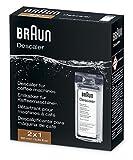 Braun BRSC 003 Kaffeemaschine Entkalker, 2 x 100 ml