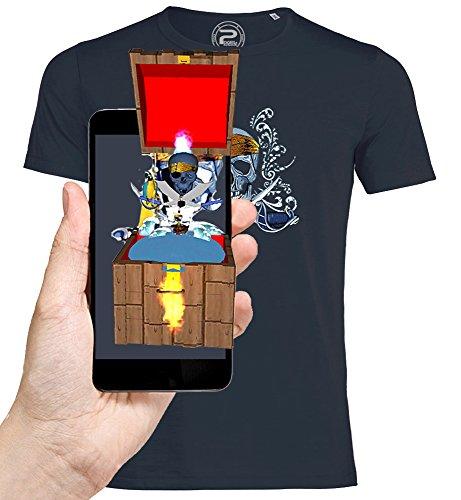 camiseta realidad aumentada
