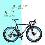 513eiKguc%2BL. SS150 Extrbici Bici da corsa sportiva da corsa XC700Professional 700Cx700MM Ruota da 56 cm Telaio leggero in alluminio da 16…
