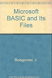 Microsoft BASIC and Its Files