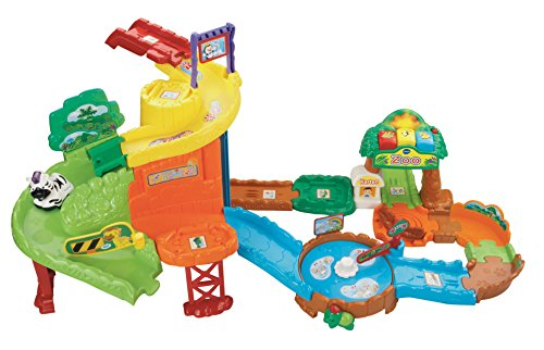 VTech 80-157204 - Tip Tap Baby Animales, Zoo [Alemania]