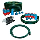 Wasserbetten Service Set Befüllset Entleerung Bohrmaschinenpumpe Dual Pumpe