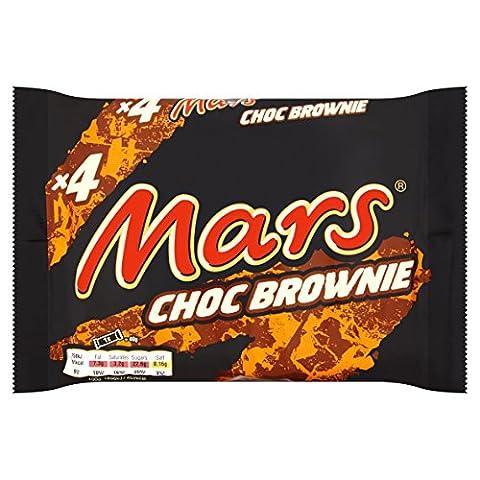 Mars Choc Multipack Brownie Bar, 40 g, Pack of 11