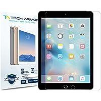 Tech Armor SP-BL-APL-ID5-1 - Protector de pantalla (Protector de pantalla anti-reflejante, Apple, iPad Air/iPad Air 2, Resistente a arañazos, Transparente, 1 pieza(s))