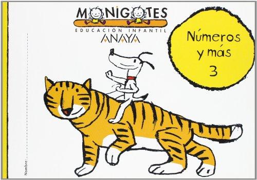 Números y más 3: 1 (Monigotes)