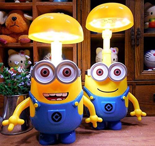 QOTS Lámpara Mesa Carga Led Night Light Uso como