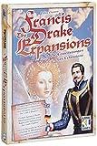 Eagle Games 647182 - Francis Drake Erweiterungen - Spaniens Rache und Montezumas Erbe, Brettspiel