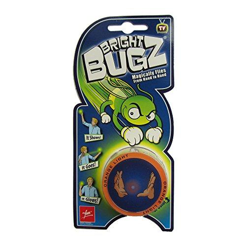 Fun Promotion Bright Bugz Zaubertrick - Das magische Glühwürmchen LED Orange (Wie Groß Sind Die Glühwürmchen)
