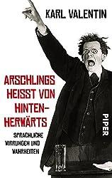 Amazonde Karl Valentin Bücher Hörbücher Bibliografie