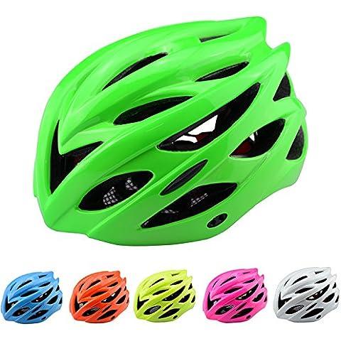 TKWMDZH® Biciclette caschi biciclette mountain bike Equitazione pattinaggio la testa casco cappello , 1