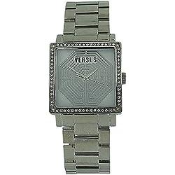 Versus Dazzle modische Kristall Damenarmbanduhr AL12SBQ9F01-A099