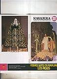 Navarra temas de cultura popular numero 391: Viernes Santos en Pamplona: Los Pasos