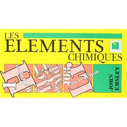 Les Eléments chimiques
