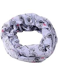 Amazon.fr   Accessoires - Femme   Vêtements   Echarpes et foulards ... 4930e97fb6d