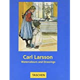 Carl Larsson: Aquarelle und Zeichnungen (Albums)