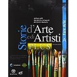 Storie d'arte e di artisti plus. Vol. A-B. Con Quaderno-Album. Con e-book. Con espansione online. Per la Scuola media