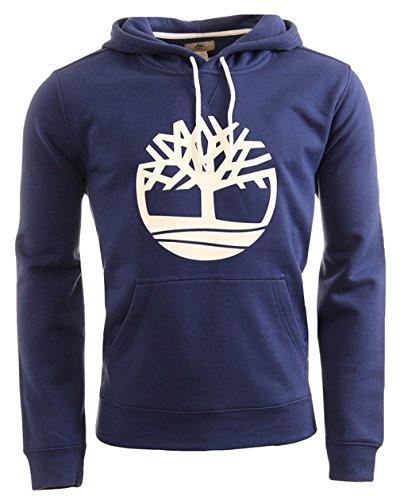 Timberland felpa, colore: blu, M/blu M/blue M