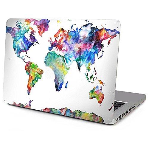 Vococal reg; PVC Vollflächiger Schutz Computer Skin-Aufkleber für Apple MacBook Air 13,3 Zoll, Stil 2