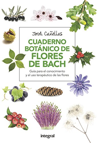Cuaderno botánico Flores de Bach SALUD nº 49