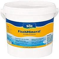 Söll 10256 FischMineral - Die Vitalkur für den Fisch - 2,5 kg