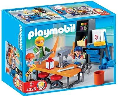 Colegio Clase De Tecnología de Playmobil (626100)