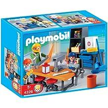 Playmobil 626100 - Colegio Clase De Tecnología