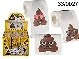 Toilettenpapier Klopapier Rolle »Poo Emotion«