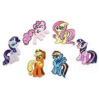 Benvenuti a scegliere Fsimling Toppe Termoadesive Mio piccolo Pony Fenicotteri Unicorno Arcobaleno Per Vestiti Bambini.1: posizionare la PATCH sul punto desiderato e preriscaldare il ferro (120-150 ° C). Puoi mettere del tessuto di cotone sul...