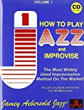 How to Play Jazz and Improvise Vol.
