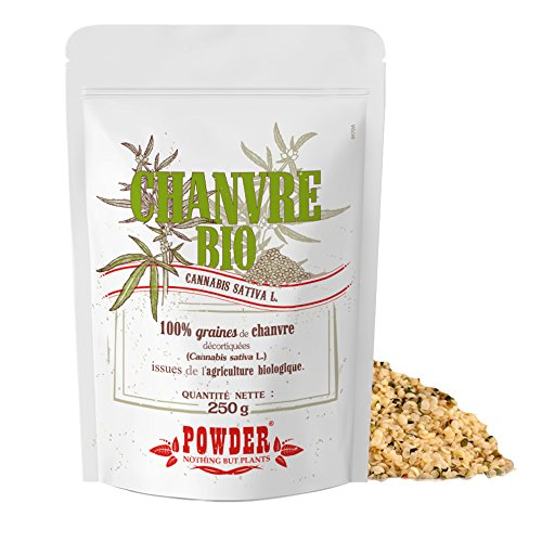 Powder semi di canapa - 250 g