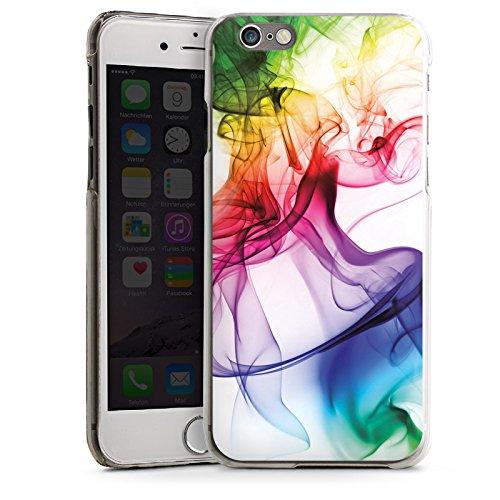 Apple iPhone 5 Housse Outdoor Étui militaire Coque Couleurs couleurs Brouillard CasDur transparent